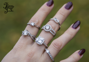 Classic ring styles for the elegant bride-to-be