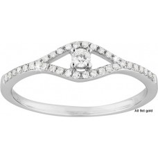 Millennium Halo Diamond Ring