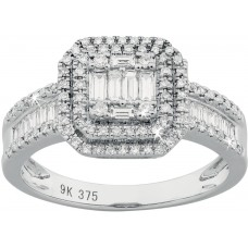 Three Tiered Princess Ring